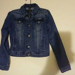 Dkny girls junior jacket